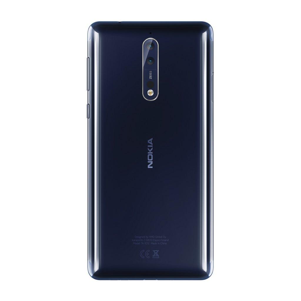 Nokia 8 - confermato un rapido passaggio ad Android 8.0