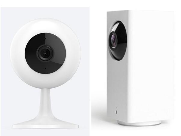 Xiaomi presenta due IP Camera