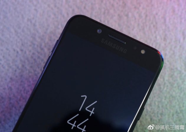 Galaxy J7+ si mostra in nuove foto live