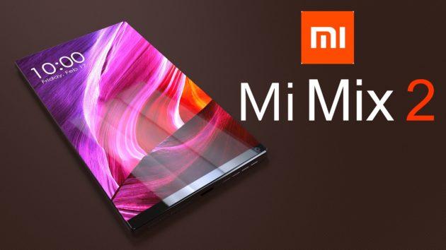 Xiaomi Mi MIX 2: presentazione l'11 settembre e display 2.0