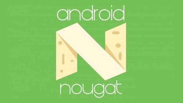 Android Nougat è fra le 3 release più diffuse del momento