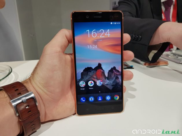 Nokia 8 arriva ufficialmente anche nel nostro Paese