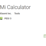 Recensione Mi Calculator, disponibile sul Play Store