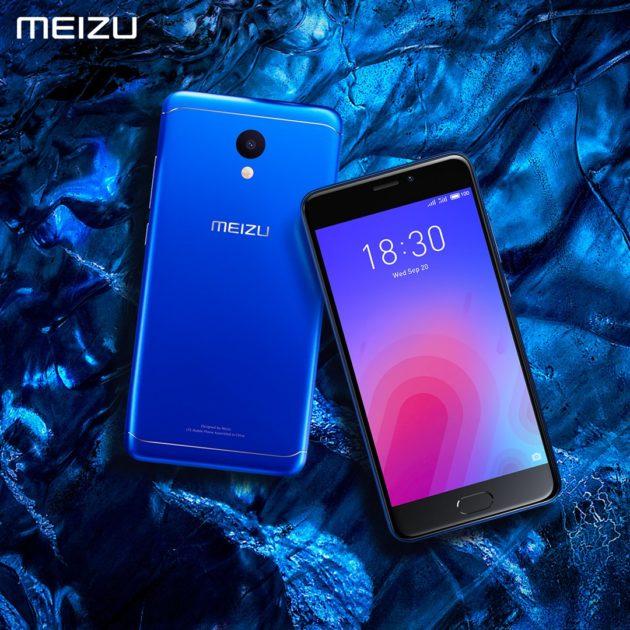 Meizu M6: da 89 €, senza rinunciare