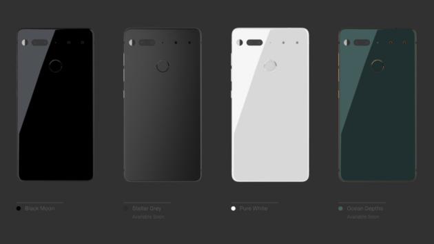 Essential Phone: vendite ben al di sotto delle aspettative