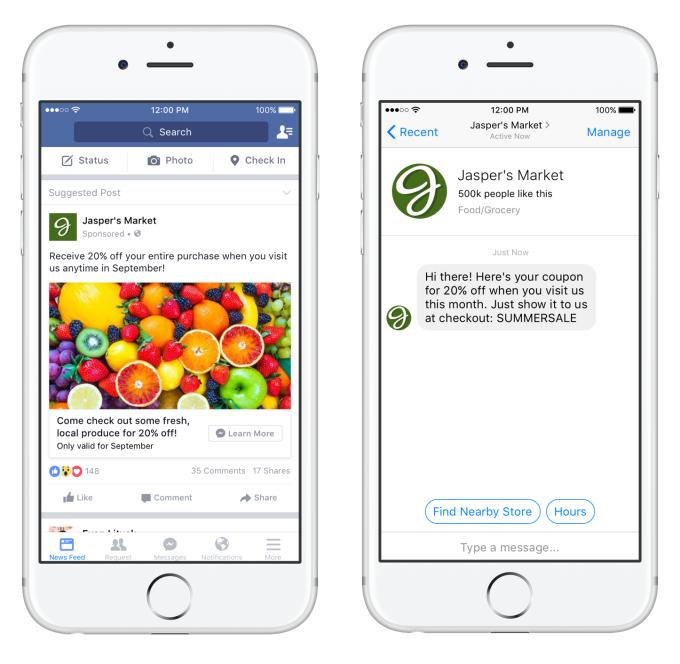 Facebook e WhatsApp un cammino all'insegna della monetizzazione (1)