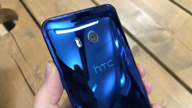 HTC U11: Android 8.0 disponibile dal 27 novembre