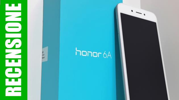 Honor 6A, la recensione: piccolo, ma sa il fatto suo
