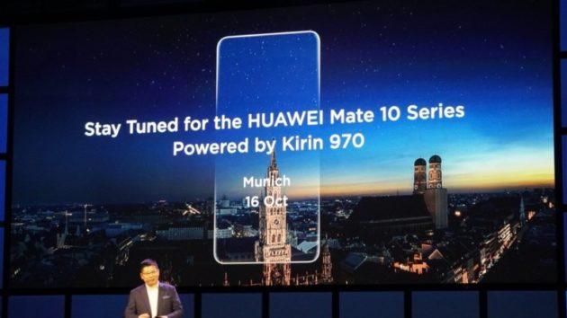 Huawei Mate 10: fotocamera con apertura f/1.6
