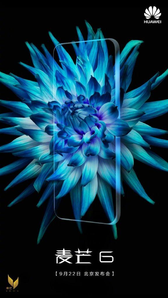 Huawei Maimang 6, con display 18:9, arriverà il 22 settembre (2)