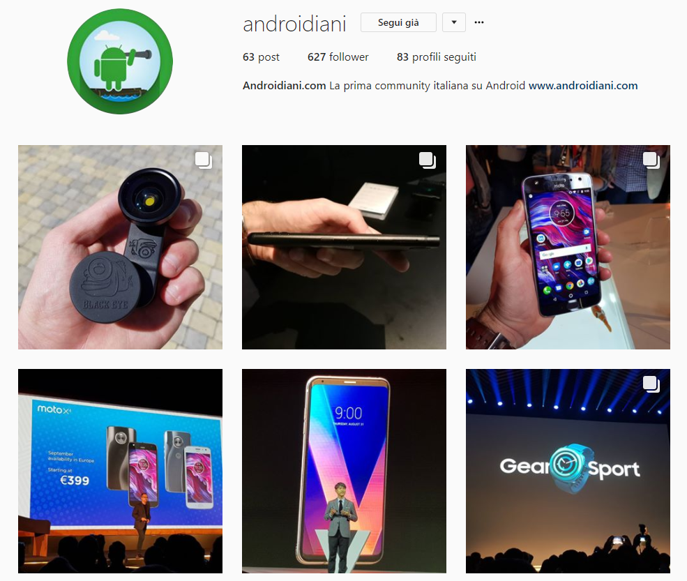 Instagram utilizzato da 800 milioni di utenti ogni mese