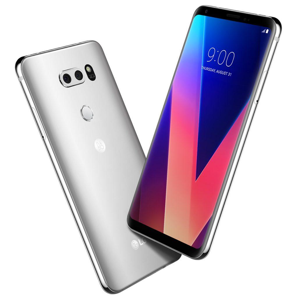 LG V30 ha ricevuto ben 26 premi nel corso di IFA 2017