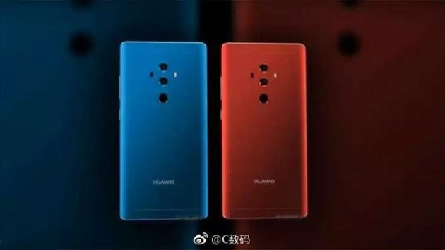 Mate 10 costerà più del precedente Huawei Mate 9?
