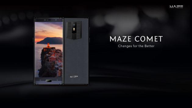 Maze Comet verrà rilasciato in Ottobre