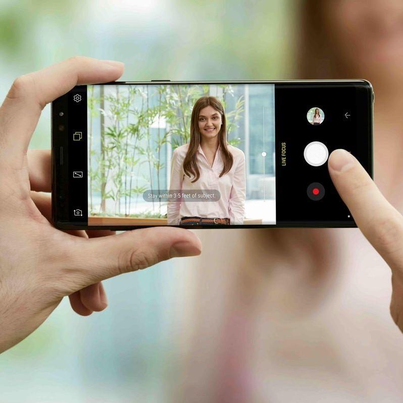 Samsung Galaxy Note 8 risponderà ad iPhone 8 ed iPhone X con il 4K a 60fps (2)