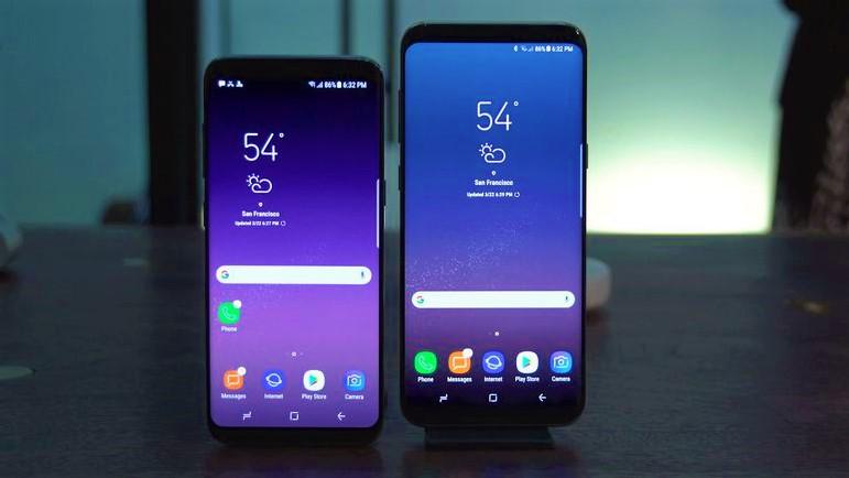 Samsung Galaxy S8 ed S8 Plus patch di sicurezza in arrivo