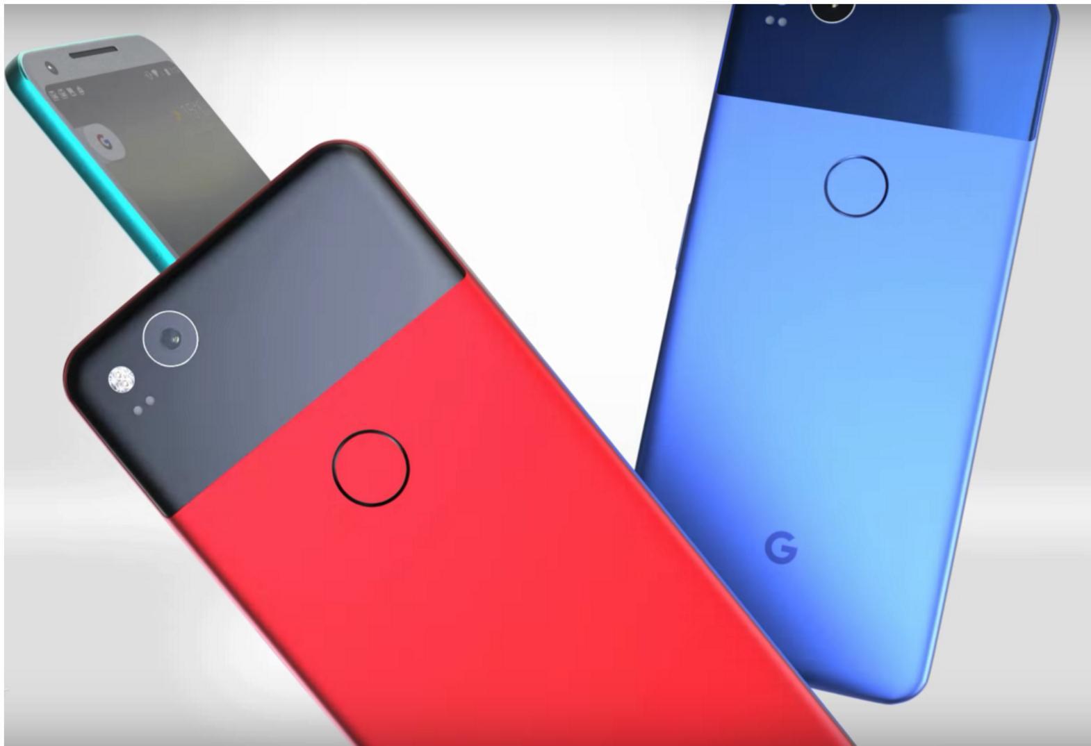 Google Pixel 2 potrebbe essere presentato ufficialmente il 4 ottobre
