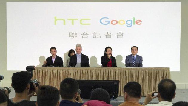 Google compra parte di HTC per 1,1 miliardi di dollari