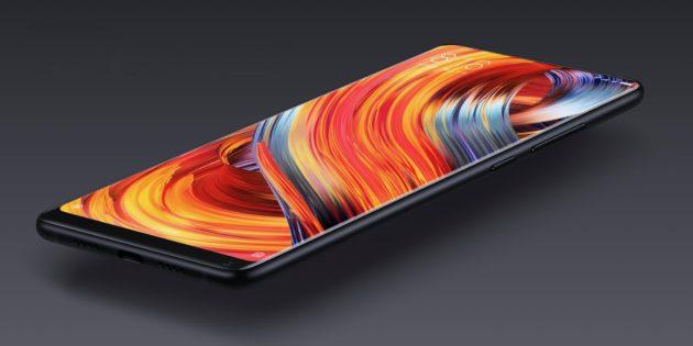 Xiaomi Mi Mix 2 Ufficiale: design, potenza e banda 20