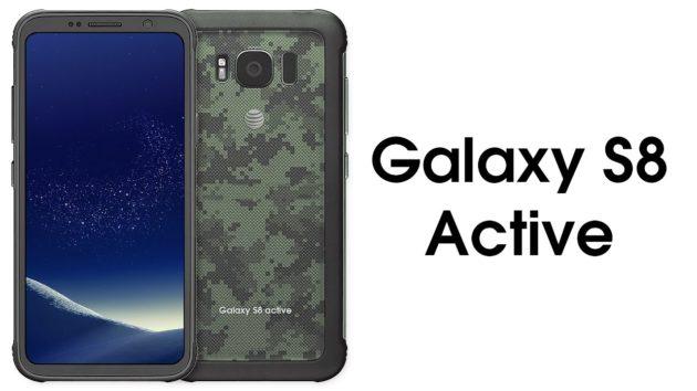 Samsung Galaxy S8 Active: unlocked in Europa?