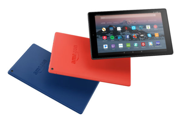 Amazon annuncia il nuovo tablet Fire HD 10