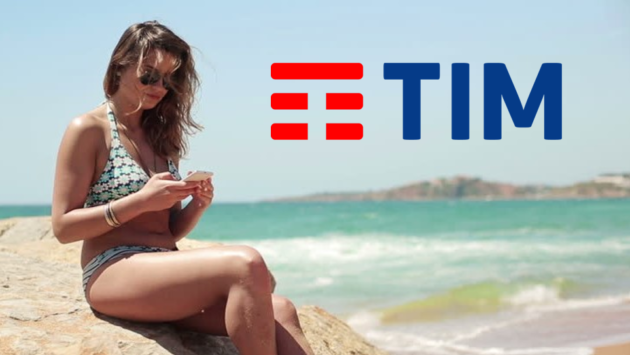 Tim Five SuperGo disponibile a 5 euro ogni 4 settimane