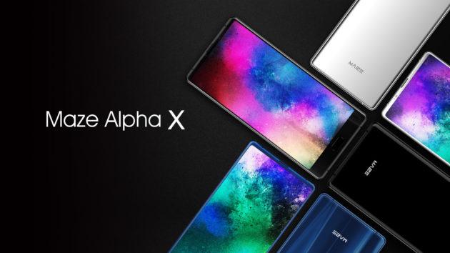 Maze Alpha X: annunciato un nuovo Alpha