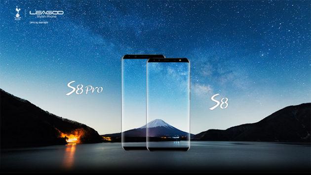 LEAGOO S8 e LEAGOO S8 Pro: fino al 50% di sconto