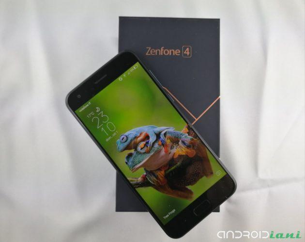 ASUS Zenfone 4: la recensione