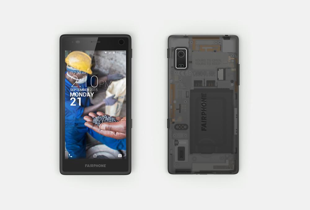 Il Fairphone 2 è stato il primo smartphone modulare in commercio