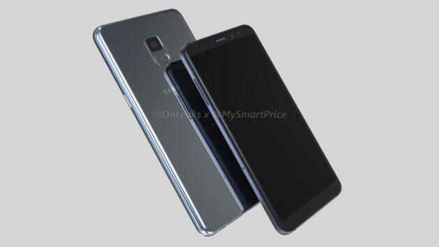 Galaxy A7 (2018): ecco alcune specifiche tecniche