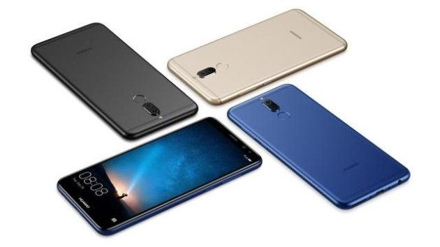 Huawei Mate 10 Lite disponibile da oggi in Italia