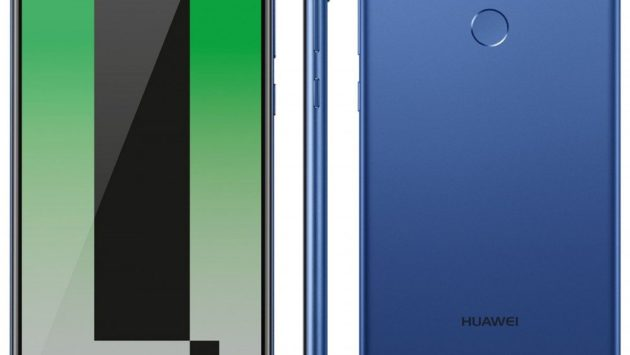 Huawei Mate 10 Lite, nuovo render stampa by Evan Blass