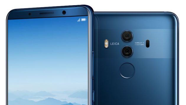 Huawei Mate 10 PRO maltrattato da JerryRigEverything