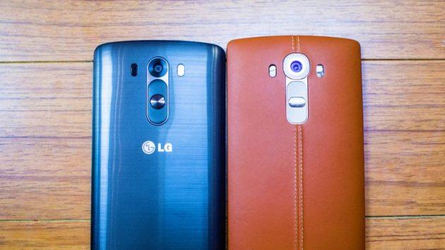 LG G4, G4 Stylus, G Stylo e G3 non saranno più aggiornati