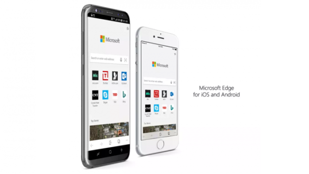 Microsoft Edge disponibile in versione beta per Android e iOS