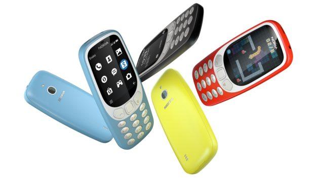 Nokia 3310 3G disponibile in Italia dal 5 ottobre