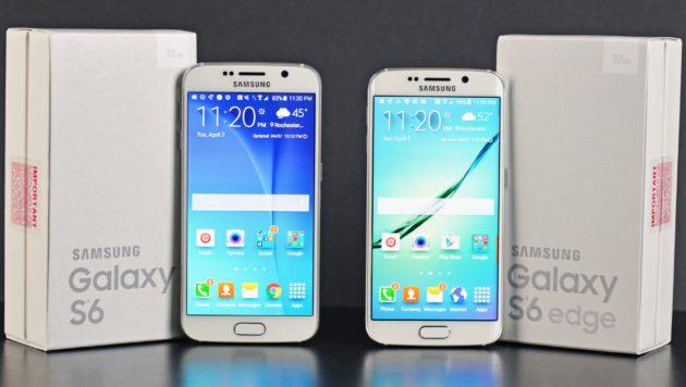 Galaxy S6: l'aggiornamento di ottobre è in fase di roll-out