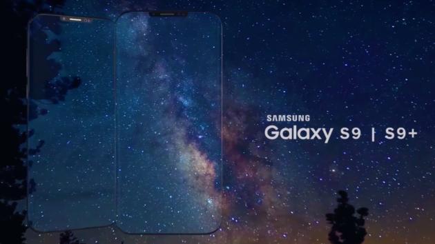 Galaxy S9 ed S9 Plus, bellissimi in questo nuovo video concept