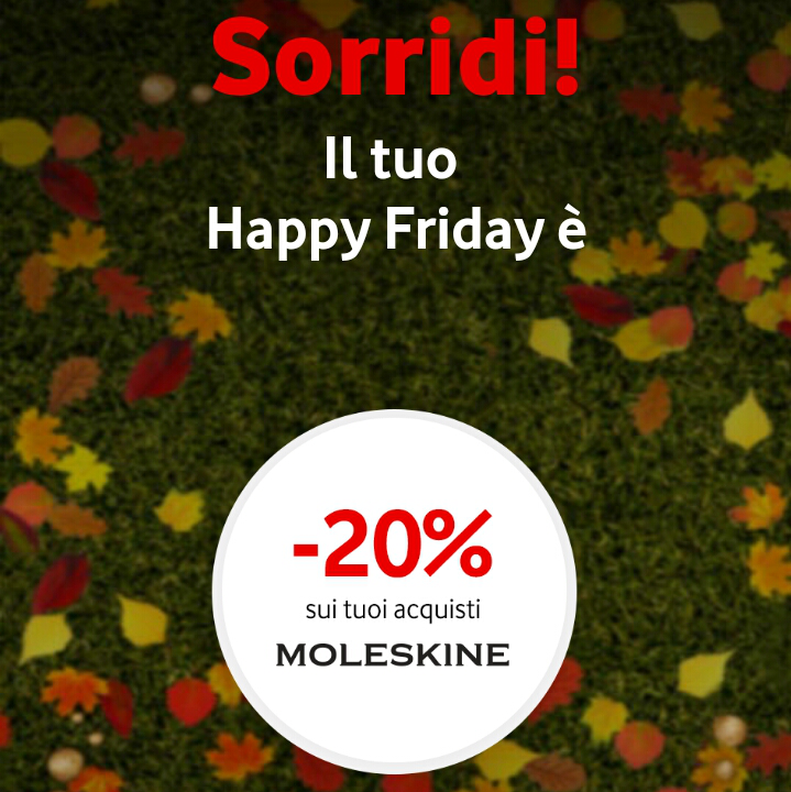 Vodafone Happy Friday – 061017