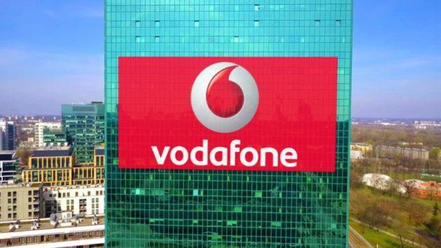 Vodafone: nuovo logo e slogan per l'azienda - VIDEO
