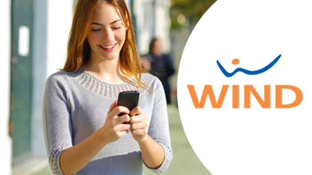 Wind Smart 7 Gold vi offre 1000 minuti e 10 Giga