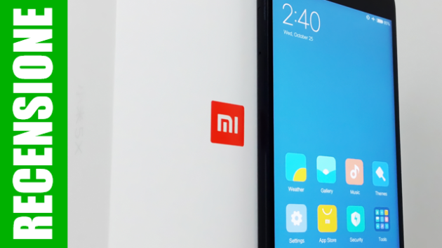 Xiaomi Mi 5X, la recensione: best buy?