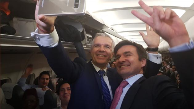 Note 8: 200 unità gratis su un volo in Spagna