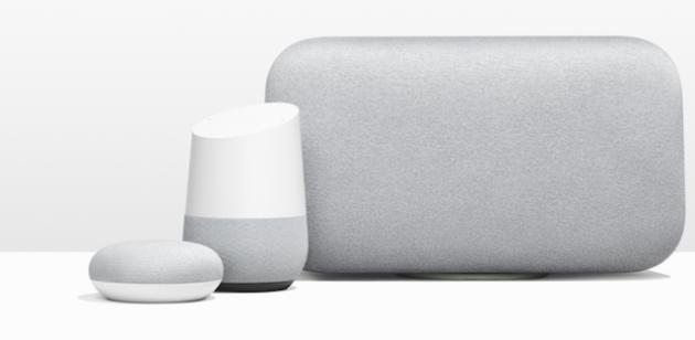 Google ufficializza gli speaker Home Mini e Home Max