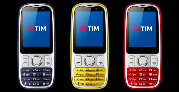Tim Easy 4G si ispira al 3310, ma con WhatsApp