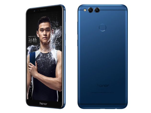 Honor 7X presentato in Cina con display 18:9