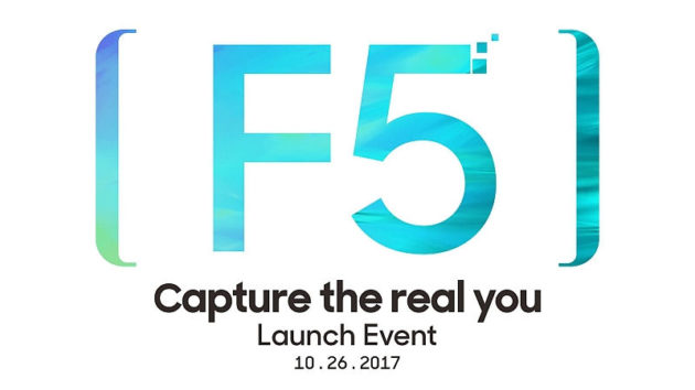 Oppo F5: lancio previsto per il 26 ottobre
