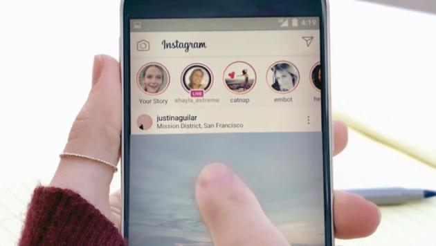 Instagram Stories, arrivano i sondaggi interattivi