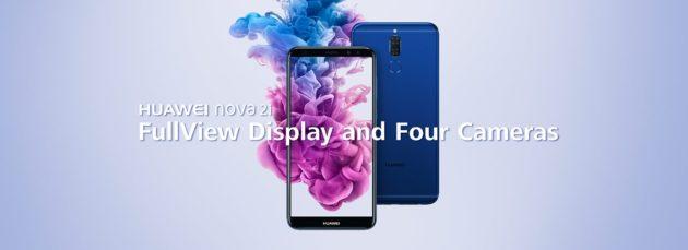 Presentato Huawei Nova 2i, ma è il Mate 10 Lite?!